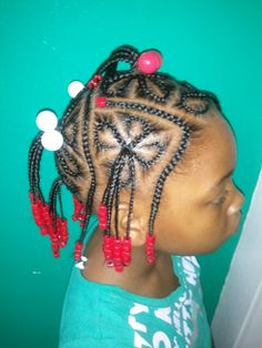 I love my work Black Little Girl Hairstyles, Cute Toddler Hairstyles, Baby Girl Hairstyles, Natural Hairstyles For Kids, Kids Braided Hairstyles, Princess Hairstyles, Natural Hair Styles, Little Girl Braids, Braids For Kids