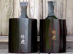 竹ワインクーラー winecooler ワインホルダー 名入れ 刻印 bamboo 虎斑竹専門店 竹虎