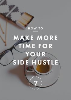 Make more time for your side hustle! Learn how to create your own content while working a 9-5. Manage your time so you can become your own boss.