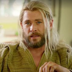 Chris Hemsworth Dons His Swimming Trunks to Explain Why Thor Wasn't in Captain…