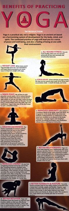 Benefits of Practicing Yoga #health #fitness #yoga http://rootandsprouts.com
