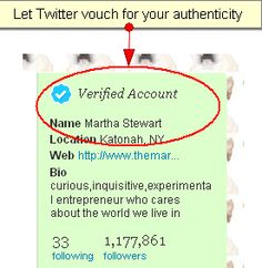 Want to Get Your Twitter Page Verified? -- by Alicia Dodd    Sounds much more difficult than it seems it should be! Social Media Training, Give It To Me, Let It Be, Verify, Names, Twitter