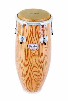 Gon Bops Alex Acuna Series Super Quinto, 9.75-inch, Natural *** Click image to review more details.