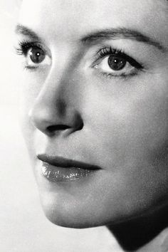 "griruxx: "" ""Deborah is serene and mature and gracious. I think John Huston described her perfectly when he called her 'one of the world's truly gentle people'"". Golden Age Of Hollywood, Hollywood Stars, Classic Hollywood, Old Hollywood, Classic Actresses, Hollywood Actresses, Actors & Actresses, Classic Movies, Deborah Kerr"