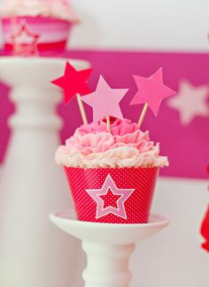 American Girl Doll Inspired Party {Pink & Ombre!} - Printables by Anders Ruff