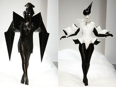 Gareth Pugh. Then, now, forever