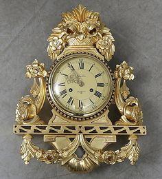 fa8a6040ddd6 VÄGGPENDYL, gustaviansk stil, Skandia, Stockholm, 1900-tal. Klockor   Ur -  Väggur – Auctionet