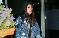Madonna's eldest daughter Lourdes Leon dating Homeland star Timothée Chalamet