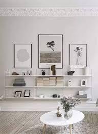 Scandinavian shelf design