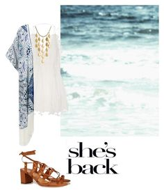 """""""Summer, I'm Ready"""" by tiffytiffytiffytiff ❤ liked on Polyvore featuring Chloé, Valentino, Athena Procopiou and John Hardy"""