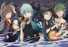 Servamp- Happy halloween