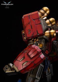 Transformers Art