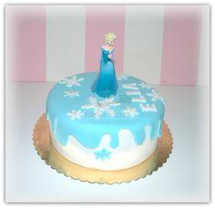 Virginias Cake: Tarta Frozen Elia
