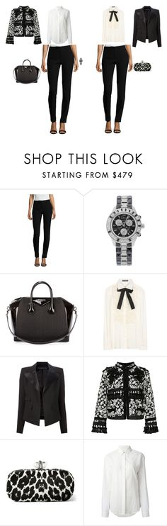 """Work and cocktail"" by stylev ❤ liked on Polyvore featuring Christian Dior, Givenchy, Dolce&Gabbana, Alexandre Vauthier, Marc Jacobs, Marchesa and Anthony Vaccarello"