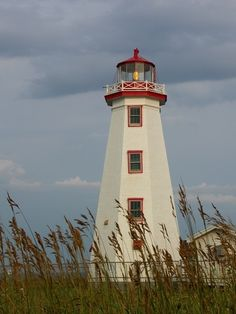 North Cape Lighthouse, Prince Edward Island...Of course there would be a lighthouse!
