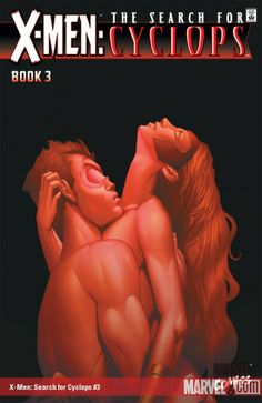 X-Men: Search for Cyclops Book 3 .... FEBRUARY 2001 variant cover by John Cassady #Phoenix #Cyclops #X-MEN #XMEN #CyclopsPhoenix