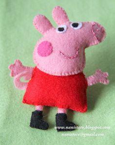 Peppa Pig by ♥Nanistore♥, via Flickr