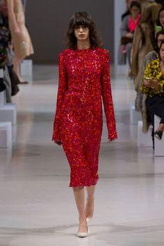 Tendances mode défilés automne-hiver 2015-2016. Glitter, Nina Ricci
