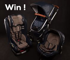 Win a $2000 car seat package from InfaSecure!