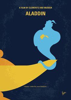 No920 My Aladdin minimal movie poster Tags: Aladdin, Robin, genie, Williams, magic, power, prince, marry, beautiful, princess, urchin, monkey, Abu, Jafar, lamp, Wonders, Cave, 1992, minimal, minimalism, minimalist, movie, poster, film, artwork, cinema, alternative, symbol, graphic, design, idea, chungkong, chung, kong, simple, cult, fan, art, print, retro, icon, style, sale, gift, room, wall, hollywood, classic, comedy, original, time, best, quote, inspiration