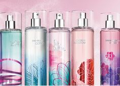 Bath & Body Works Fine Fragrance Mist Review - Mommy And Baby ...