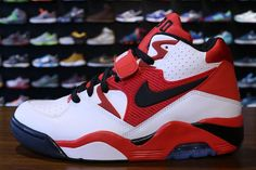 """Nike Air Force 180 """"University Red"""""""