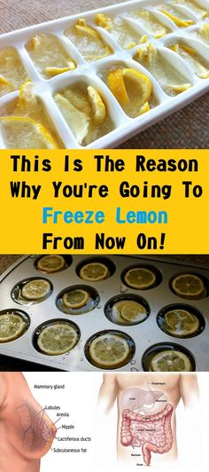 This is The Reason Why You're Going To Freeze Lemon From Now On!!