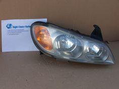 02-04 Infiniti I35 HID Xenon Headlight Assembly Right RH OEM - rightchoiceharbor.com