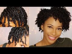 The best collection of articles about The Best Ideas for Two Strand Twist Short Hairstyles. Get this Inspirational Now! Natural Hair Twa, Natural Hair Twist Out, Natural Hair Styles For Black Women, Two Strand Twist Hairstyles, Two Strand Twist Out, Short Thin Hair, Short Hair Styles, Ponytail Styles, Scene Hair Colors