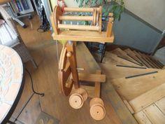 Holz - Spinnrad in Hessen - Gelnhausen | eBay Kleinanzeigen