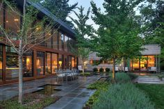 Woodvalley House - contemporary - exterior - baltimore - Ziger/Snead Architects