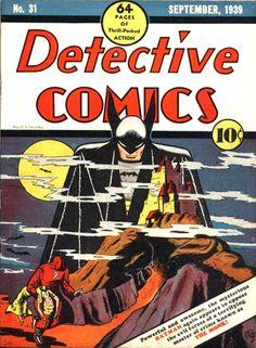 COMIC detective 358 #comic #cover #art
