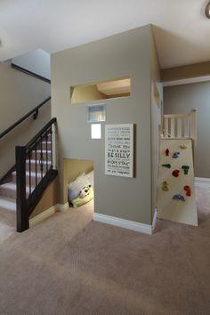 Home Children's Play Area   WestView Builders Calgary