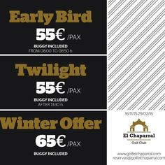 New winter offers!!!