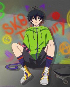Real Anime, Anime Guys, Fanarts Anime, Anime Characters, Blonde Anime Girl, Infinity Art, Animated Icons, Estilo Anime, Manga Games