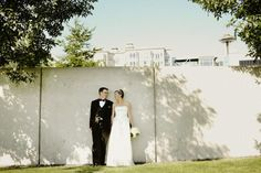 Seattle Olympic Sculpture Park Wedding from Michele M. Waite Photography