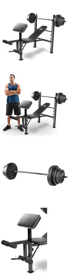 benches 15281 golds gym workout fitness bench full adjustable