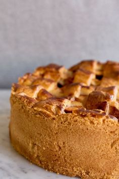 Apple Pie (Classic) - Recipe from Gwenn& Bakery Dutch Recipes, Apple Recipes, Bakery Recipes, Cookie Recipes, Cake Cookies, Cupcake Cakes, Frozen Banana Bites, Baked Apples, Low Calorie Recipes