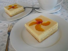 All Time Easy Cake : Lightning - cheesecake with mandarins from the plate, Sweet Recipes, Cake Recipes, Dessert Recipes, Cookie Party Favors, Delicious Desserts, Yummy Food, Savory Salads, Coconut Ice Cream, Party Finger Foods