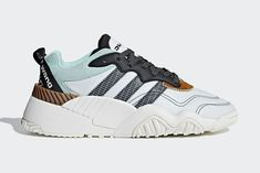 info for 505f9 1d260 Check out the adidas AW Turnout Trainer Alexander Wang Clear Mint Core  Black available on StockX