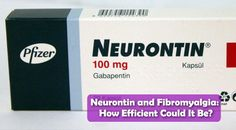 neurontin reviews for fibromyalgia