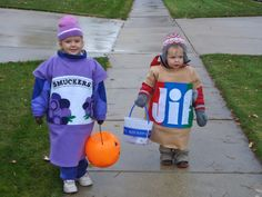 pb and jelly costumes - Google Search