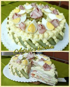 Adrile's Kitchen: Torta tramezzino