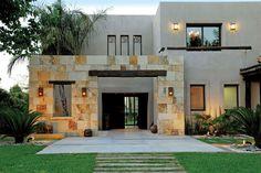 Estudio Gamboa - Casa Estilo Actual Mexicano Barragán - Arquitecto - Arquitectos - PortaldeArquitectos.com