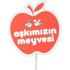 Aşkımızın Meyvesi Konuşma El Pankartı