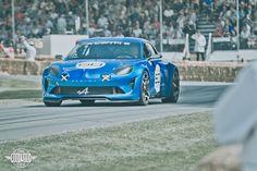 Alpine @ Goodwood Festival of Speed 2015 (by Antony)
