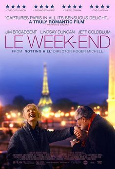 Le Week-End (2014) Rotten Tomatoes Critics Consensus: Topped with bittersweet humor but possessing surprisingly thorny depths, Le Week-End offers a sophisticated, well-acted portrait of late-life struggles and long-term marriage.