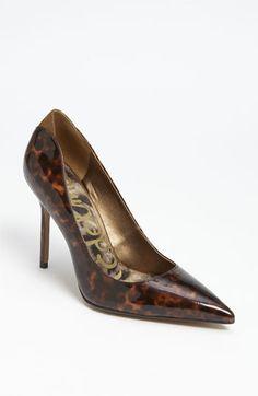 Sam Edelman 'Danielle' Pump $119.95 http://shop.nordstrom.com/s/sam-edelman-danielle-pump/3313602?origin=category=Ladylike+Flair
