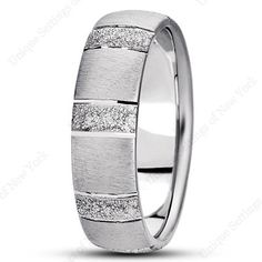 DIAMOND CARVED WEDDING BAND. Find it at Hayman Jewelry Co.