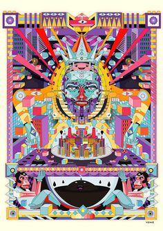 Illustrations - Yo Az.
